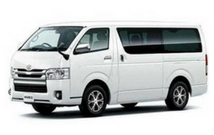 Van with Driver For Srilanka tour
