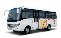 Mini Bus for Sri Lanka tour